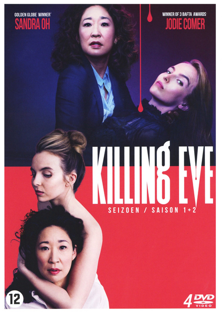 Killing Eve. Seizoen 1+2