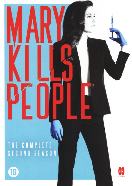 Mary kills people. The complete second season