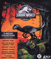 Jurassic world : 5 movie collection