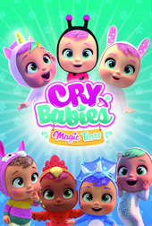 Cry babies : magic tears. Seizoen 1