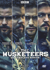 The musketeers. De complete series