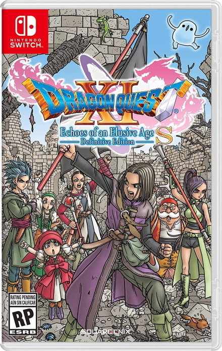 Dragon quest XI : echoes of an elusive age : definitive edition