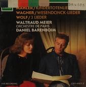 Mahler, Wagner, Wolf