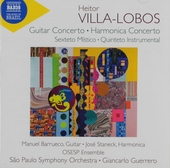 Concertos and chamber works