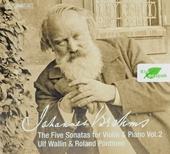 The five sonatas for violin & piano. Vol. 2