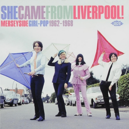 She came from Liverpool! : Merseyside girl-pop 1962-1968