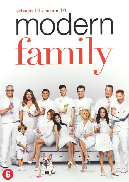 Modern family. Seizoen 10