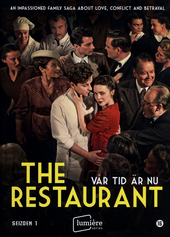 The restaurant. Seizoen 1