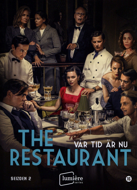 The restaurant. Seizoen 2