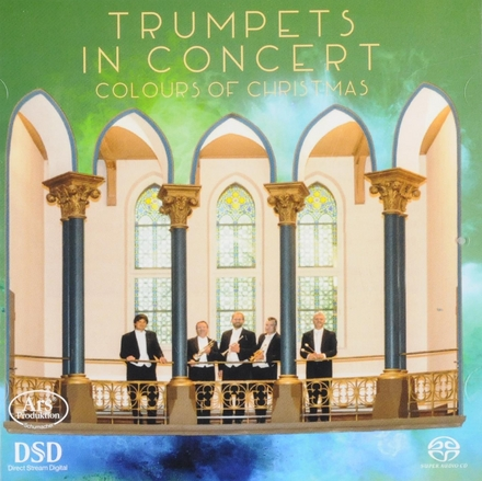 Trumpets in concert : Colours of Christmas