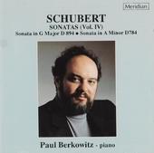 Sonatas (Vol.IV). vol.4