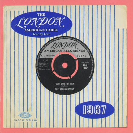 The London American label year by year : 1967