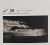 Evensong : New choral music by Richard Harvey