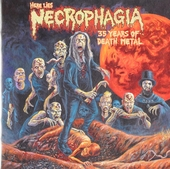 Here lies Necrophagia : 35 years of death metal