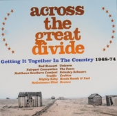 Across the great divide : Getting it together in the country 1968-74