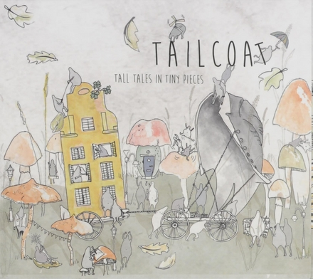 Tall tales in tiny pieces
