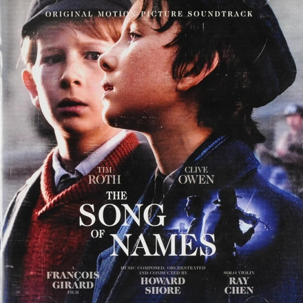 The song of names : original motion picture soundtrack