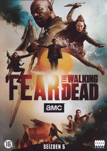 Fear the walking dead. Seizoen 5