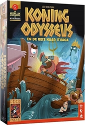 Koning Odysseus en de reis naar Ithaca : een heerlijk gezelschapsspel van het Geluidshuis