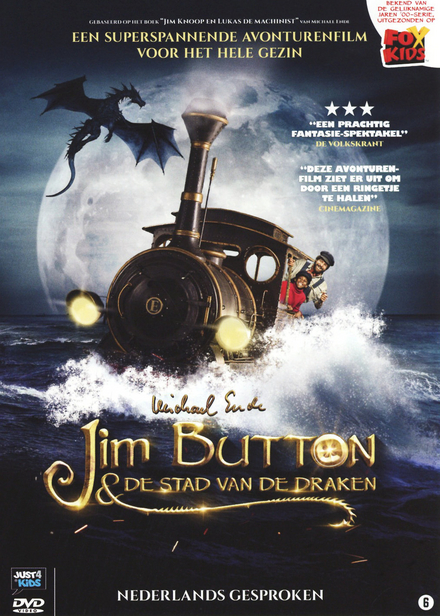 Jim Button & de stad van de draken