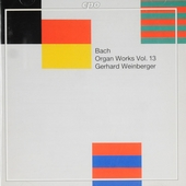 Organ works vol.13. vol.13