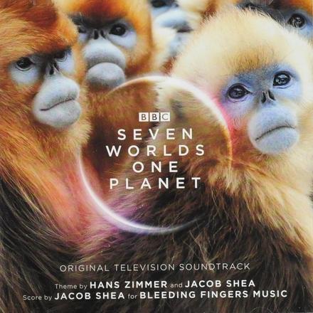 Seven worlds one planet : original television soundtrack