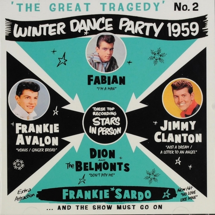 The great tragedy : Winter dance party 1959. vol.2
