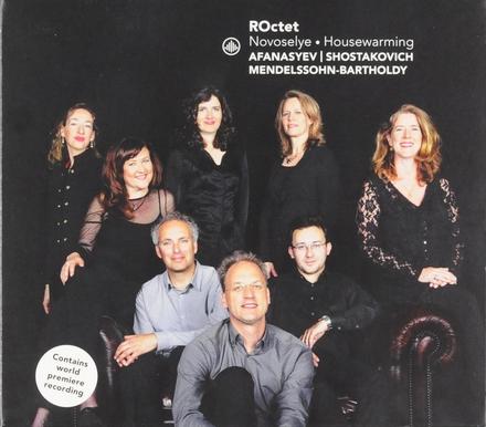 Novoselye : Afanasyev, Shostakovich, Mendelssohn-Bartholdy