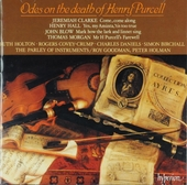 Odes on the death of Henry Purcell. vol.12