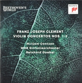 Violin concertos nos.1-2