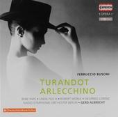 Turandot ; Arlecchino