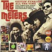 Gettin' funkier all the time : The complete Josie, Reprise & Warner recordings 1968-1977