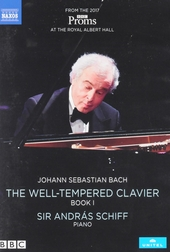 The well-tempered clavier book I