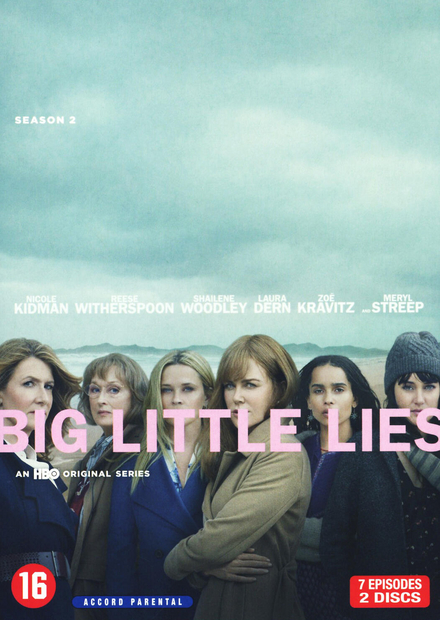 Big little lies. Season 2