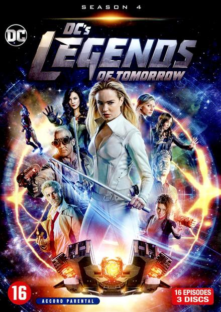 Legends of tomorrow. Season 4