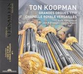 Grandes orgues 1710 : Chapelle Royale Versailles