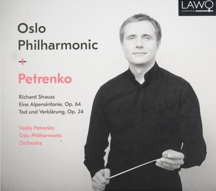 Eine Alpensinfonie, op.64