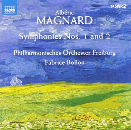Symphonies nos.1 and 2