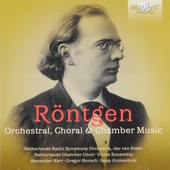 Orchestral, choral & chamber music