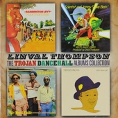 The Trojan dancehall albums collection : four essential Linval Thompson-produced dancehall albums originally releas...