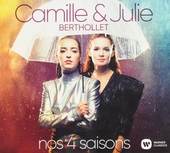 Camille & Julie Berthollet : Nos 4 saisons