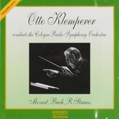 Otto Klemperer conducts the Cologne Radio Symphony Orchestra