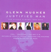 Justified man : The studio albums 1995-2003