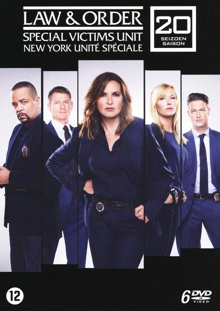 Law & order. Special Victims Unit, Seizoen 20