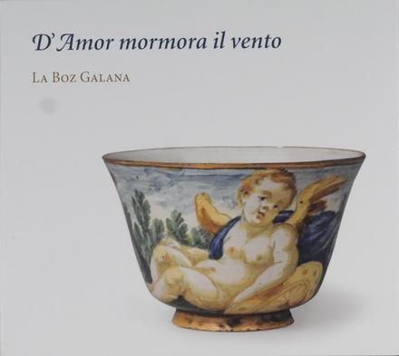 D'amor mormora il vento : songs and dances alla spagnola
