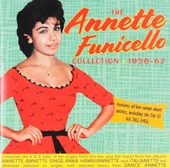 The Annette Funicello collection 1958-62