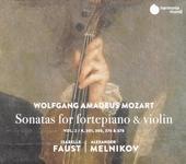 Sonatas for fortepiano & violin. Vol. 2