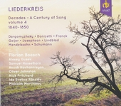 Liederkreis : Decades, a century of song. Volume 4, 1840-1850