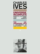 Universe, incomplete