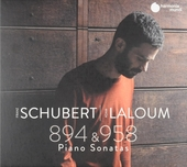 Piano sonatas 894 & 958